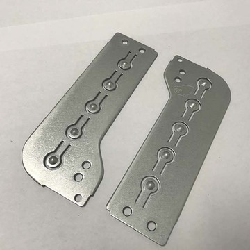 preision custom metal auto stamping parts