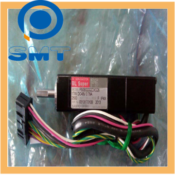 Best Quality for China Other Yamaha Smt Machine Spare Parts,Yamaha Smt Machine Spare Parts,Yamaha Smt  Motor,Yamaha Smt Image Board Supplier KGS-M4880-00X AC SERVO MOTOR YG100 Z MOTOR P50B02002DXS28 supply to United States Manufacturers