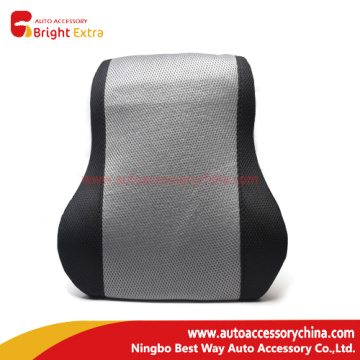 China Gold Supplier for Auto Accessoris Wholesale Back Cushion Lumbar Support Pillow for Car supply to Bulgaria Manufacturer