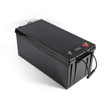 250AH Backup Battery Unit For Replacing Lead-acid Battery