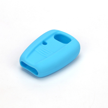 Soft Rubber key cover cap for fiat 500