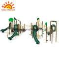 Style outdoor playground equipment for children