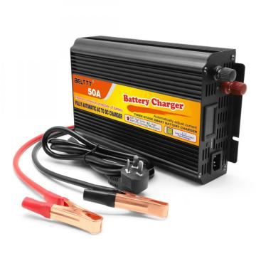 Intelligent Lead-acid Battery Charger Auto Maintainer 50A