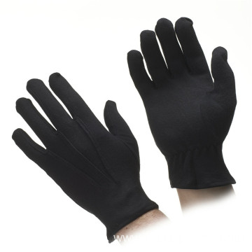Cotton Cloth White Machinist Working Gloves