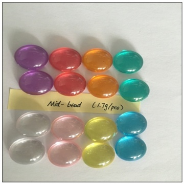 Special for Clear Faceted Acrylic Beads High Quality Acrylic Bead for Plant Decoration export to Italy Importers