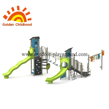 Play House Equipment Outdoor Playground