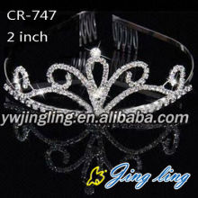 Wedding Tiara Crown Cheap Bridal Crowns