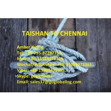 Jiangmen Taishan Sea Freight to India Chennai