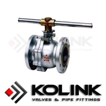 China OEM for Floating Ball Valve, Cast Steel Ball Valve Manufacturer, Stainless Steel Ball Valve Supplier Split Body Floating Ball Valve supply to Wallis And Futuna Islands Exporter