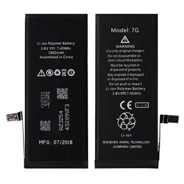 iPhone 7 Plus Ndërrimi Li-ion Battery Update iOS
