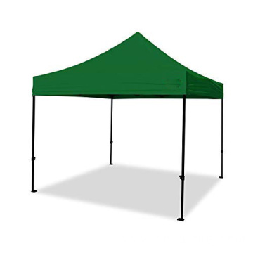 Custom quick pop up 3x3 folding steel tent