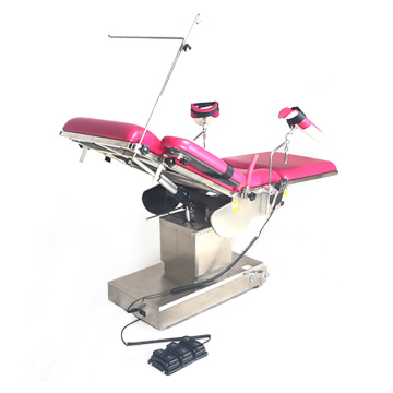 Medical Equipments Electric Hydraulic  Gynecological Table