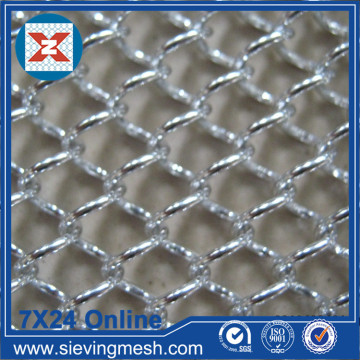 Aluminum Decorative Curtain Mesh