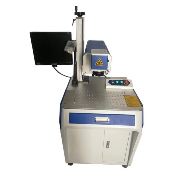 CO2 Laser Marking Machine on non-metal material