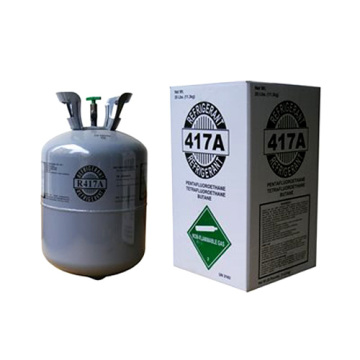 HCFC High Purity 99.8% R417A Refrigerant Gas Freon