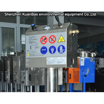 Automatic Feeding Device for Solvent Machine