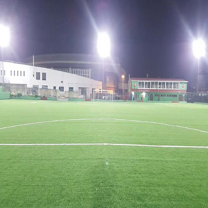 Temporary Sports Field Lighting