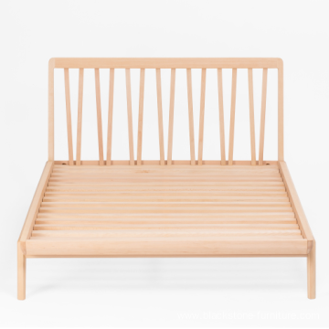 Solid Wood Beech Bed Frame