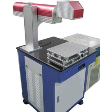 Stainless Steel Integrated Circuits Laser Marking Machine