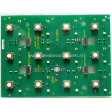 COP Button Board for Schindler 9300 Elevators 594103