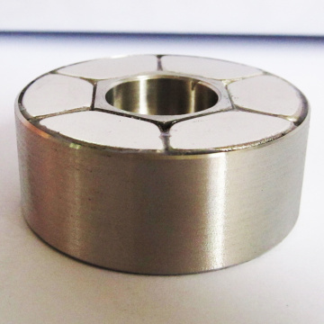 Stainless Cup-shaped Magnetic Motor Assembly