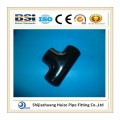 pipe tee fittings A234 WPB