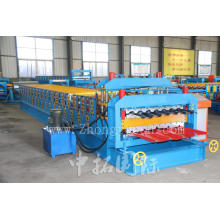 Double-Layer Tile Roll Forming Machine