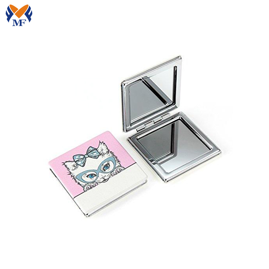 Square Pocket Mirror