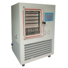 Manufactur standard for Electric Heating Pilot Type Freeze Dryer Chemical In-situ pilot type freeze dryer export to Afghanistan Factory