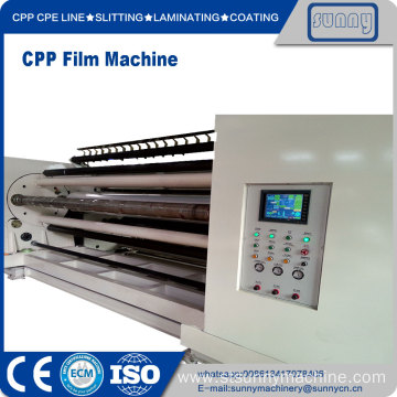 Cast Film Plastic Machinery Line