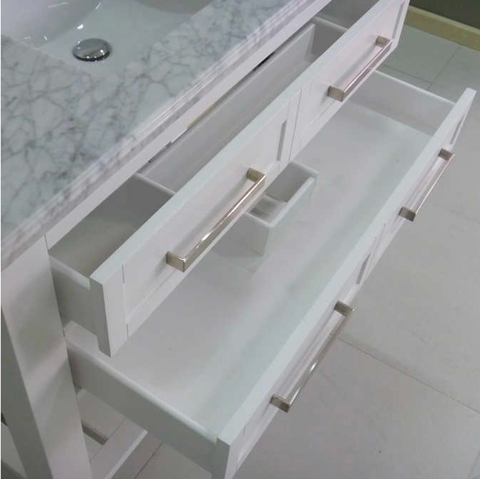 Cheap Wooden Bathroom Vanity From Weifang
