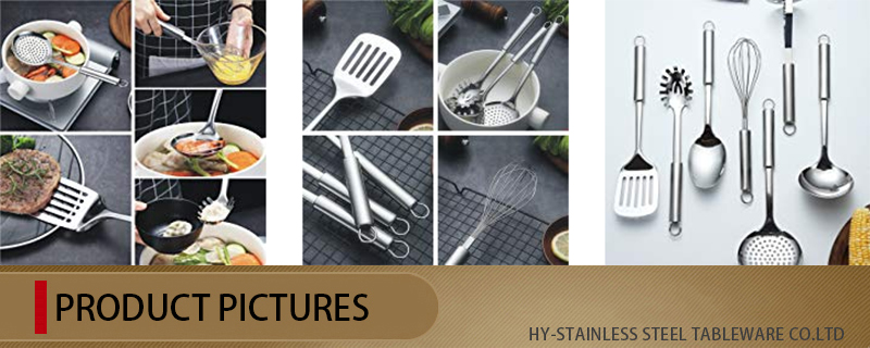 Novel Stainless steel kitchenware set