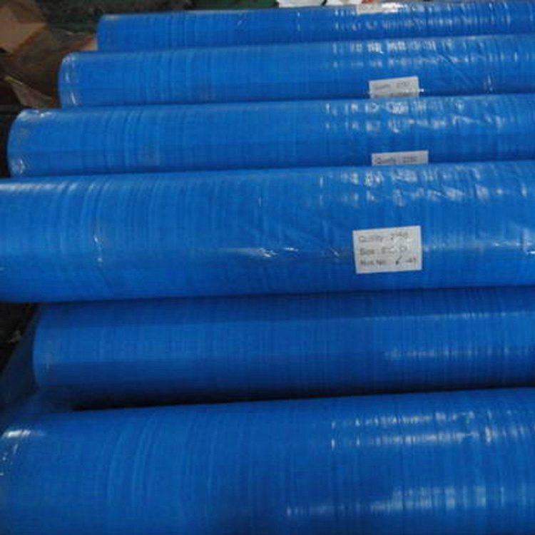 Tear Strength Tarpaulin Woven Fabric Roll