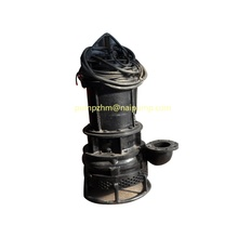 submersible gravel dredging pump