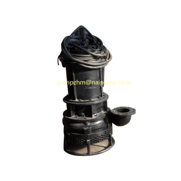 submersible dredging slurry pump