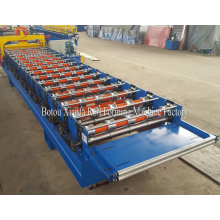 China for Trapezoidal Panel Roof Roll Forming Machine TR30 Color Steel Sheet Roll Forming Machine supply to Serbia Importers