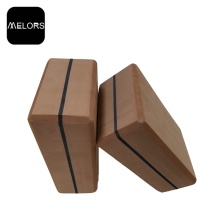New Fashion Design for Yoga Block Melors EVA Foam Yoga Block export to France Factory
