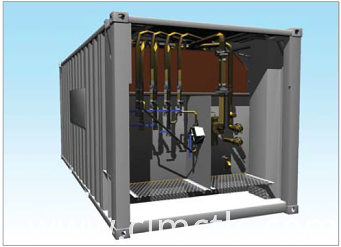 Containerized Fuel Tank