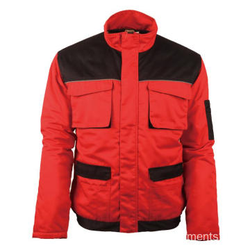 Red warm Winter Jacket