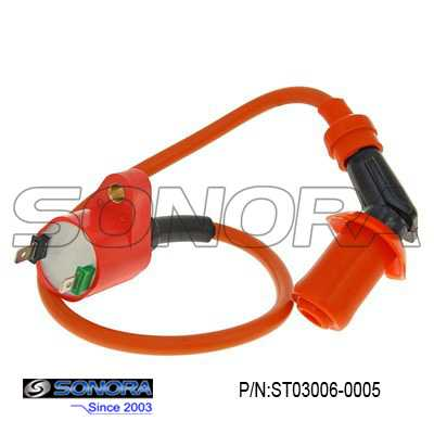 ST03006-0005 GY6 GY50 Ignition Coil
