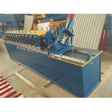 Omega Profile Light Gauge Roll Forming Machine