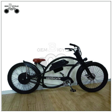 American 24 inch electric adult chopper bike
