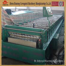C10 Russia widely use wall panel roll forming equipment