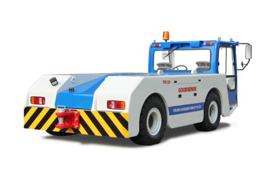 Electric Aircraft Tow Tractor