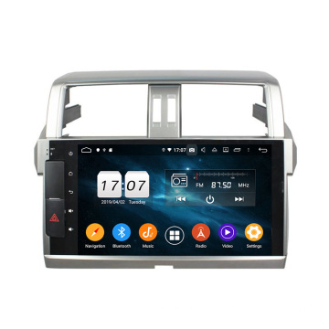 Prado 2014 car auto multimedia dvd player