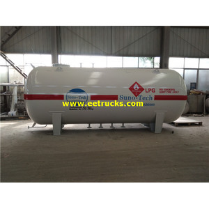 3000 Gallons 5ton Domestic Propane Gas Vessels