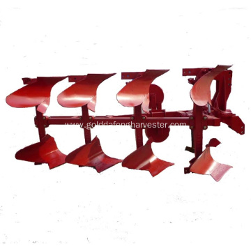 European standard hydraulic reversible plough