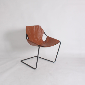 Replica Paulistano chair With Stainless Steel Frame