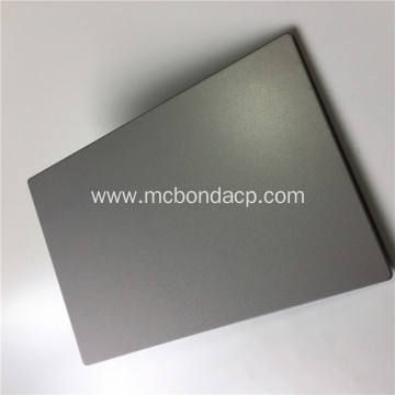 MC Bond Optional ACP Sheet Thickness