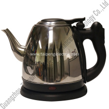 China for Cordless Electric Tea Kettle Water kettle stainless steel supply to Indonesia Manufacturers